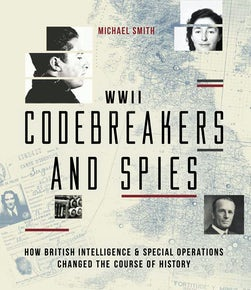 WWII Codebreakers and Spies
