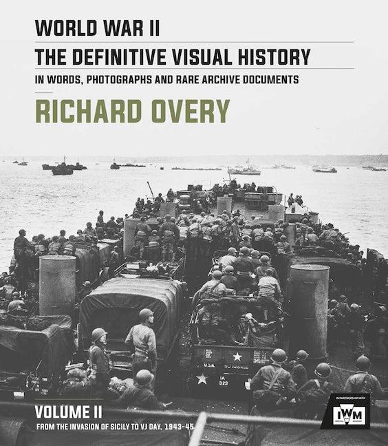 World War II: The Definitive Visual History Volume II
