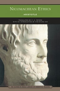 Nicomachean Ethics (Barnes & Noble Library of Essential Reading)