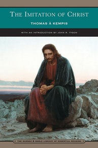 The Imitation of Christ (Barnes & Noble Library of Essential Reading)