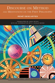 Discourse on Method (Barnes & Noble Library of Essential Reading)