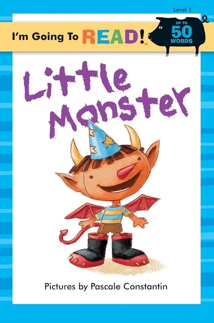 I'm Going to Read® (Level 1): Little Monster
