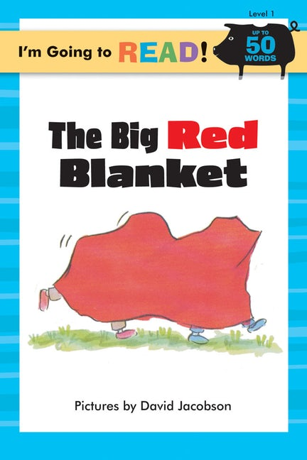 I'm Going to Read® (Level 1): The Big Red Blanket