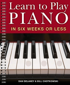 Learn to Play Piano in Six Weeks or Less