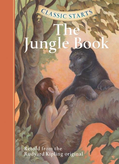 Classic Starts®: The Jungle Book