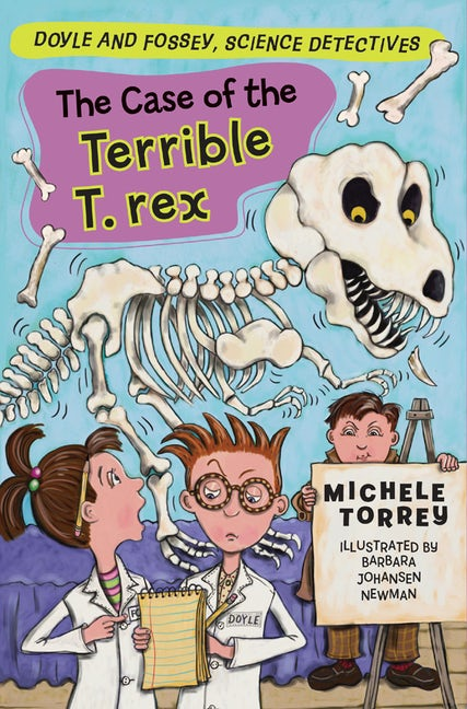 The Case of the Terrible T. rex