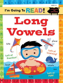 I'm Going to Read® Workbook: Long Vowels