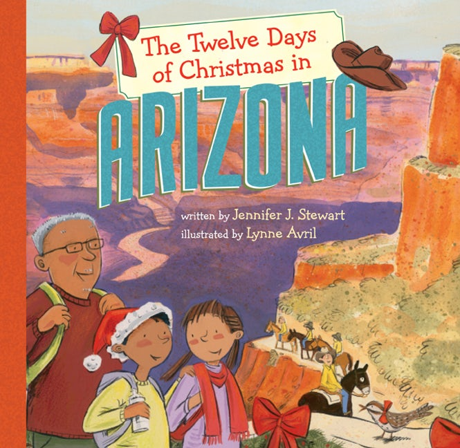 The Twelve Days of Christmas in Arizona