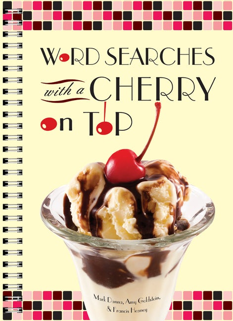 Word Searches with a Cherry on Top