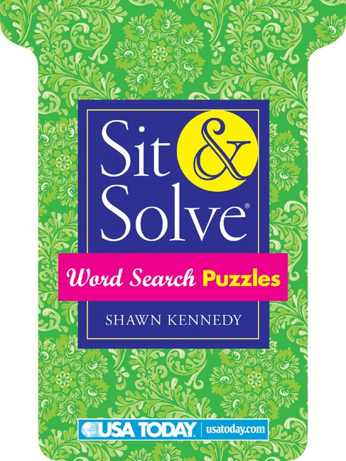 USA TODAY® Sit & Solve® Word Search Puzzles