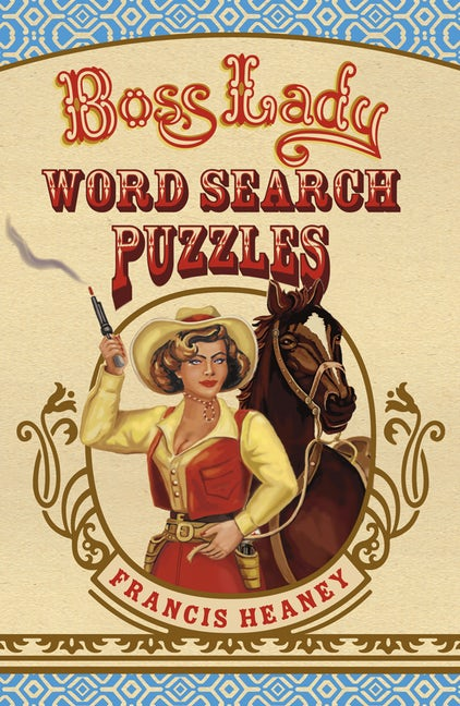 Boss Lady Word Search Puzzles