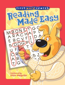 First Word Search: Reading Made Easy