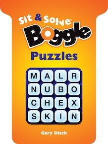 Sit & Solve® BOGGLE Puzzles