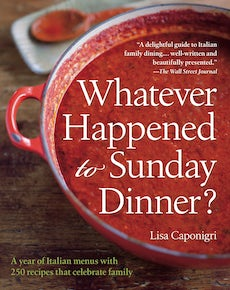 Whatever Happened to Sunday Dinner?
