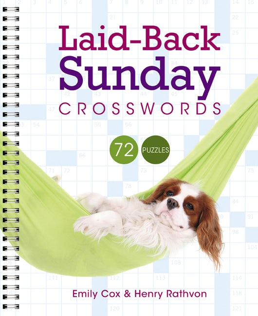Laid-Back Sunday Crosswords