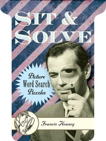 Sit & Solve® Picture Word Search Puzzles
