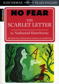 The Scarlet Letter (No Fear)