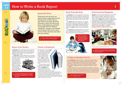 How to Write a Book Report FlashCharts