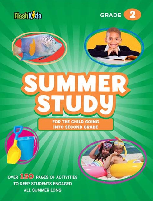 Summer Study: For the Child Going into Second Grade