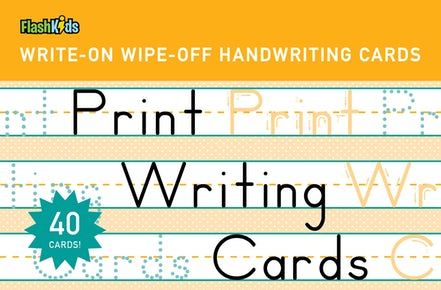 Print Writing Cards