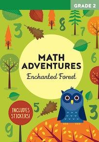 Math Adventures Grade 2