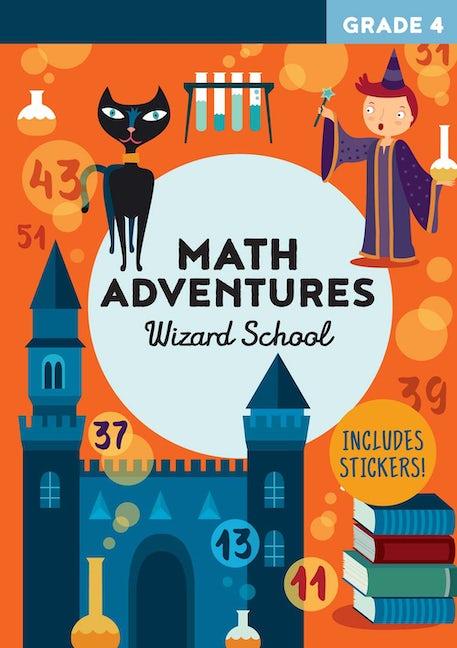 Math Adventures Grade 4