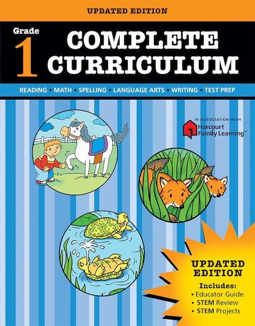 Complete Curriculum: Grade 1