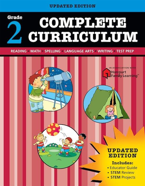 Complete Curriculum: Grade 2