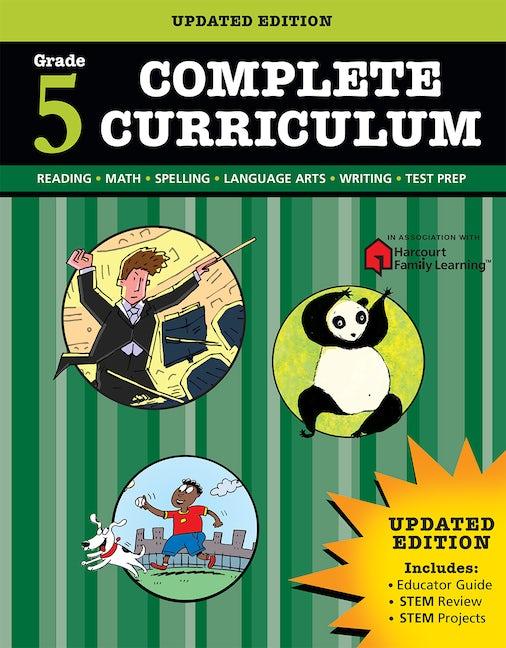 Complete Curriculum: Grade 5