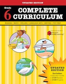 Complete Curriculum: Grade 6
