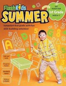 Flash Kids Summer: 1st Grade