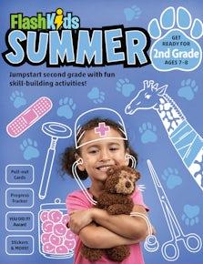 Flash Kids Summer: 2nd Grade