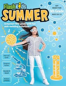 Flash Kids Summer: 5th Grade