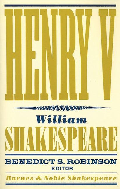 Henry V (Barnes & Noble Shakespeare)