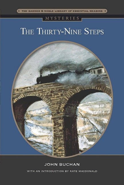 The Thirty-Nine Steps (Barnes & Noble Library of Essential Reading)