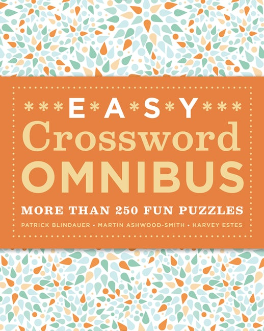 Easy Crossword Omnibus