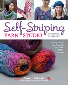 Self-Striping Yarn Studio
