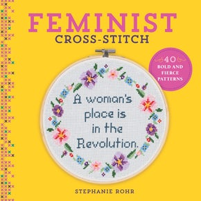 Feminist Cross-Stitch