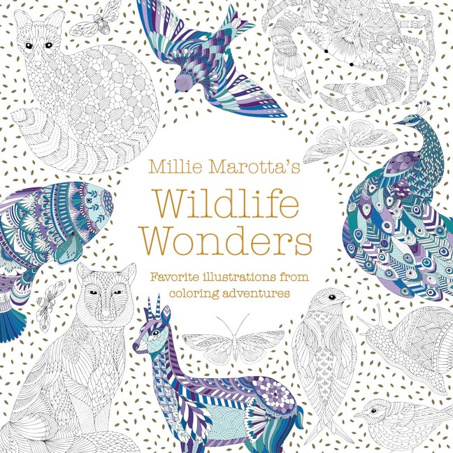 Millie Marotta's Wildlife Wonders