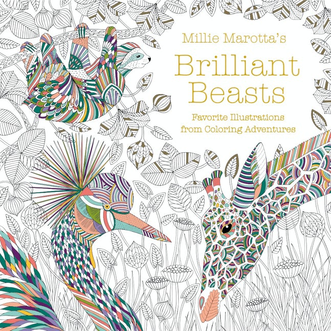 Millie Marotta's Brilliant Beasts