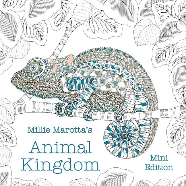 Millie Marotta's Animal Kingdom: Mini Edition