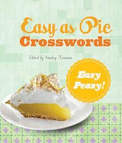 Easy as Pie Crosswords: Easy-Peasy!