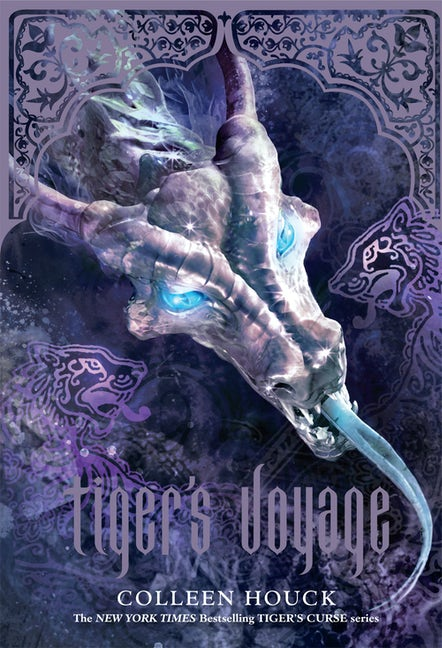 Tiger's Voyage (Book 3 in the Tiger's Curse Series)