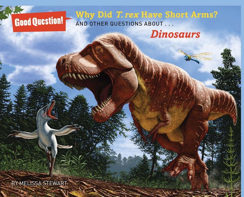 Why Did T. rex Have Short Arms?