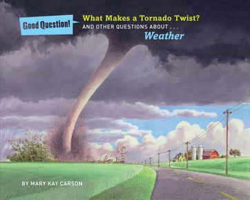 What Makes a Tornado Twist?