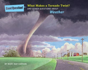 What Makes a Tornado Twist?