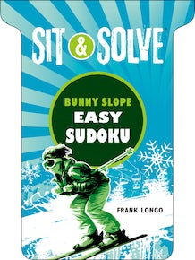 Sit & Solve® Bunny Slope Easy Sudoku