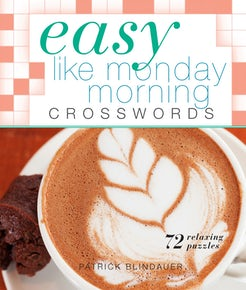 Easy Like Monday Morning Crosswords