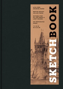 Sketchbook (Basic Medium Bound Black)