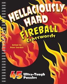 Hellaciously Hard Fireball Crosswords